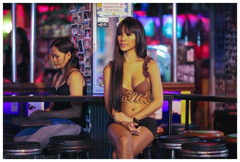 Фото тайский транс